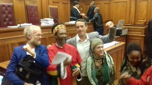 דרום אפריקה בית המשפט לגליזציה