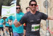 מחאה מקורית: צלח את מרתון ירושלים למען לגליזציה