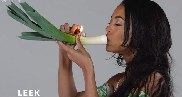 100 דרכים לעשן מריחואנה