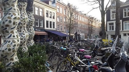 Amsterdam Guide to the Picky Canavist: Lechola's Cupishops Map