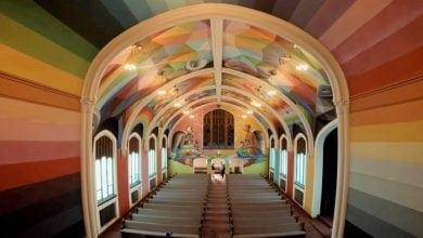 Photo of 'כנסיית הקנאביס הבינלאומית' נפתחה בקולורדו