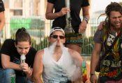 חגיגות 'יום הקנאביס 2017' בירושלים