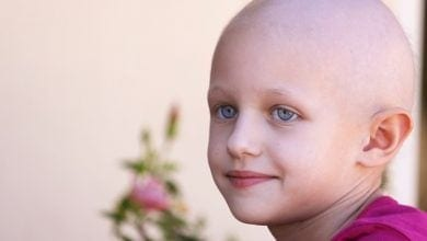 ילד חולה סרטן
