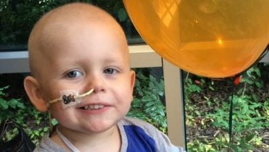 "Photo of ""בעזרת השמן"": בן 4 החלים מגידול סרטני נדיר במוחו"