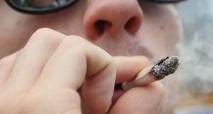 איש מעשן ג'וינט