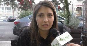 """""""ישראל רוצה לחרב את החברה הערבית"""". תושבת המקום"""
