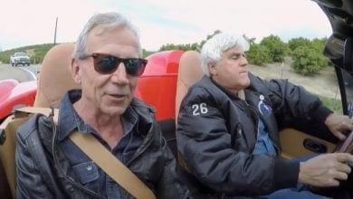 ג'יי לנו במכונית קנאביס המפ