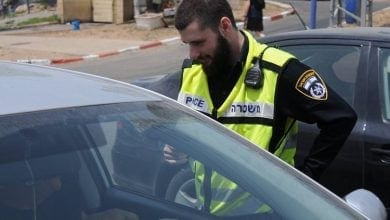 שוטר חיפוש לא חוקי