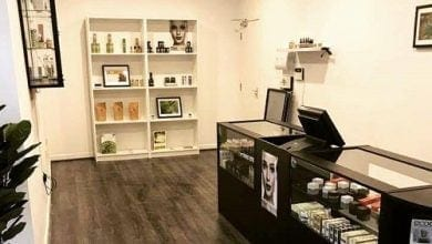 First CBD store in the UK