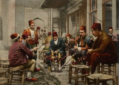 Hashish in the Land of Israel of the Ottoman period