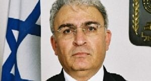 Yitzhak Shimoni, a judge