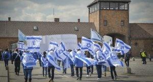 תלמידים ישראלים במסע לפולין