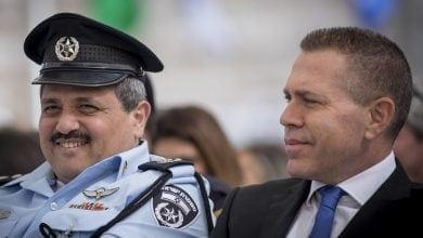 Gilad Erdan Roni Alsheich