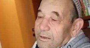 בן 83 מתחנן לקנאביס רפואי