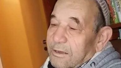 "Photo of ניצול שואה בן 83 מתחנן לקנאביס: ""ניסיתי כבר הכל"""