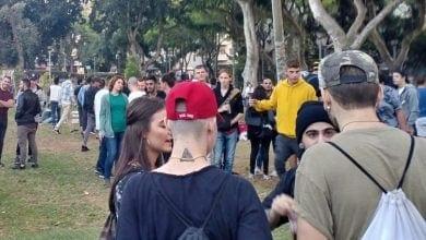 "Photo of גן מאיר, ת""א: פעילים עישנו קנאביס והתפקדו לליכוד"
