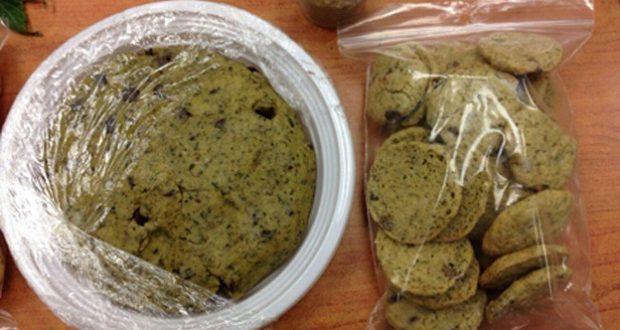 עוגיות חשיש