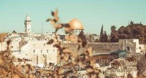 ירושלים (צילום: מדיסון מרגולין)