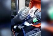קנאביס במזוודה: צעירים נתפסו עם מריחואנה פעמיים באותו היום