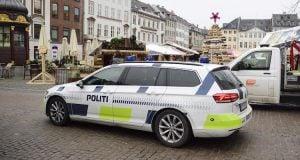 ניידת משטרה דנמרק, במקום מונית