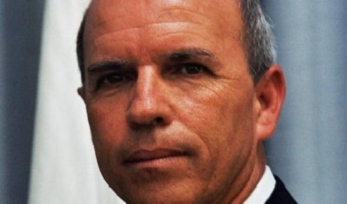 El juez Moshe Ginot