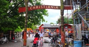 שער הכניסה לכריסטיאניה
