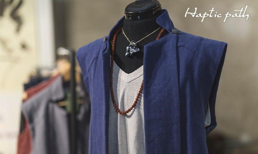קולקציית בגדי המפ מישראל הוצגה בברלין