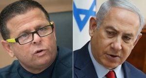 Bibi Netanyahu and Eitan Cabel