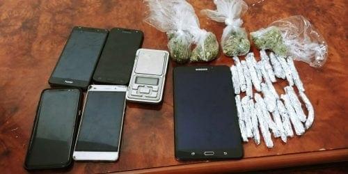 סוחרי פחיות קנאביס טלגראס נעצרו