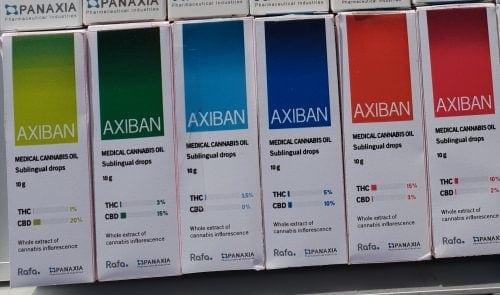 אקסיבן AXIBAN