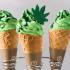 גלידה בטעם קנאביס