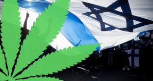 Cannabis Israel History (Photo: Jonathan Zindel, Flash 90)