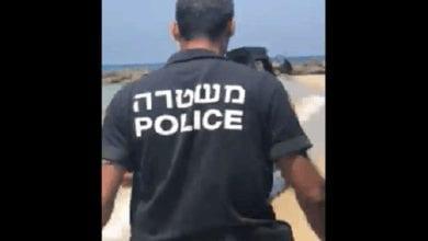 "Photo of ""אתה צועק כמו אישה"" – חיפוש לא חוקי ומעצר אלים בחוף הים"