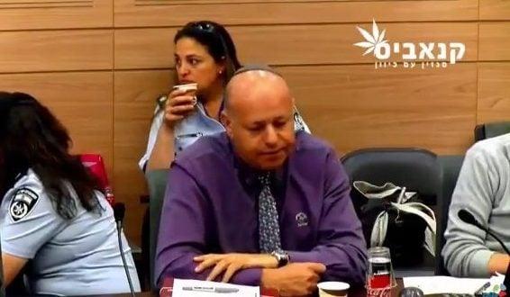 יואל הדר: יצוא קנאביס רפואי - דיון ועדת הפנים