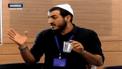 Photo of סערה בכנסת: שתה שמן קנאביס והורחק