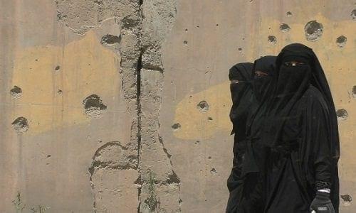 נשים ב-ארקה, סוריה