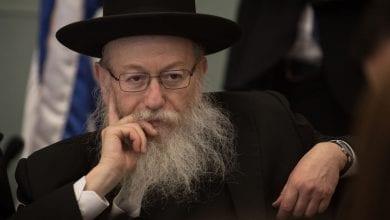 יעקב ליצמן (צילום: הדס פרוש, פלאש90)