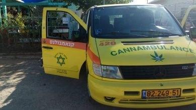 Photo of חדש: 'קנאמבולנס' – אמבולנס קנאביס משנע מטופלים למרפאה