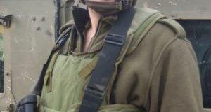 """חייל צה""""ל (צילום: Haytham Ashtiyeh , פלאש90)"""