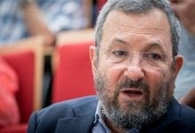 Ehud Barak (Photo: Jonathan Sindall, Flash 90)
