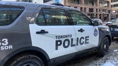 רכב משטרה קנדה טורונטו