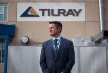 CEO van Tillray