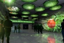 מרכז פרס לשלום - היכל ההשראה