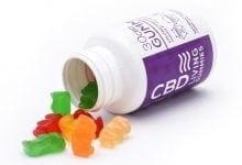 סוכריות CBD
