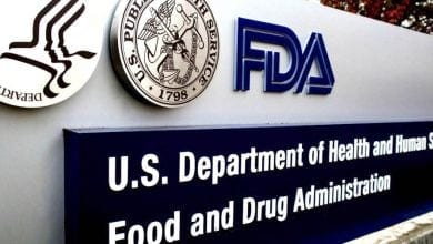 FDA מנהל המזון והתרופות