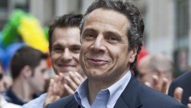 Andrew Como, Governor of New York