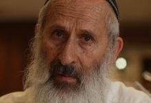 Rabbi Shlomo Aviner (Photo: Yossi Zamir, Flash 90)
