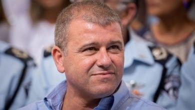 Moshe Chico Edri (Photo: Yonatan Sindal, Flash 90)