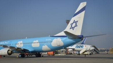 Ben Gurion Airport (Photo: Flash 90)