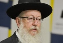 Yaakov Litzman (Photo: Yehuda Haim, Flash 90)